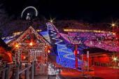 [東京] 12月17日(12/17)  高尾より一駅の好アクセス!!  関東最大の相模湖イルミネーションウォーキングコン!!