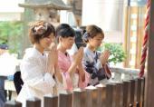 [東京] 1月8日(1/8)  ★20代限定企画★新年!明治神宮パワースポット初詣ウォーキングコン!