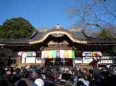 [東京] 1月3日(1/3)  女性1,000円でOK!深大寺で初詣!調布パワースポットウォーキングコン!