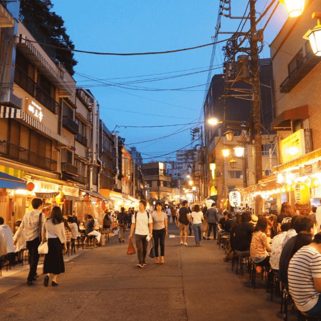 [東京] 9月18日(9/18)  お酒好き集合!浅草の人気スポットホッピー通りでハシゴ酒コン!