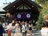 [飯田橋] 10月21日(10/21)  東京最強パワースポットを巡る爽やかな出逢い!東京パワースポット縁結びコン!