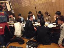 [池袋] 現在男性14名女性15名! [池袋アットホーム居酒屋飲み会]男性4000円女性2000円 コース料理・2.5H飲み放題
