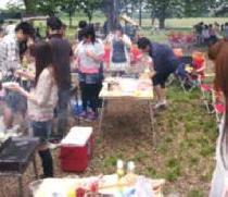 [昭和記念公園] 楽しく友達作り!バーベキュー【BBQ】@昭和記念公園