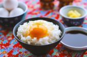 [赤坂見附] 【卵かけご飯の会】