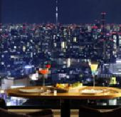 [新宿] 夢カフェ in 新宿〜45階カフェの絶景で〜