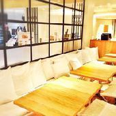 [有楽町] 『Lin'Q』主催 in 2015/09/08 (火) 【女性客の多いおしゃれなカフェでお茶しよう♪】