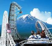 [山梨県] 富士急ハイランドツアー♪♪   ~~  ジェットコースター好きのみで、平日の富士急を満喫しましょう!~~