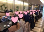 [東京] ★4/2 東京駅のランチコンで楽しく恋活・友達作り ★ 趣味別の友活・ 恋活イベント毎週開催 ★