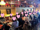 [東京] ★4/30 東京駅の友活・恋活イタリアンランチ会 ★ 自然な出会いはここから ★ カップル報告あり ★