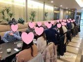 [東京] ★9/10 東京駅の恋活・友達作りランチコン ★ 趣味別の友活・ 恋活イベント毎週開催 ★