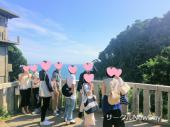 [江の島] ★10/7 江の島で楽しく恋活・友達作りの散策コン ★ アウトドアの友活・恋活イベント毎週開催 ★