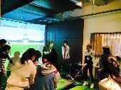 [麹町] 大人気ゴルコン!!シュミレーションゴルフで楽しい出会いを!!
