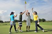 [千葉県君津市] 開放感あふれる高原のリゾートコースで楽しい出会いを!!誰でも参加OKのゴルフコンペ!!