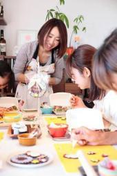 [新宿] 【初参加多数】ハロウィンアイシング☆クッキー会【ワークショップ】