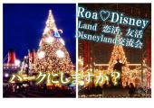 [東京ディズニーランド] クリスマスファンタジー開催中!! 新企画 午後からゆっくり楽しもう ディズニーランド恋活、友活交...