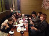 [新宿西口] 新宿合コン 残り男性3名  女性は3名揃っています 席替えも可能です