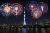[向島] 「7/29*絶景*【初めての方歓迎 !】第40回隅田川花火大会♪絶好の場所で花火を観ながら皆んなで飲もう♪♪♡」