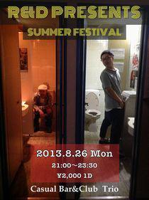[目黒不動前] ~ R&D Presents ~ SUMMER FESTIVAL