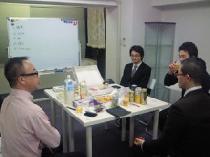 [東京] 2011.5.10 事業者お茶会 ~良き人脈は、くつろぎスタイルから生まれる~