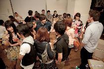 [銀座] 11/11(日) 銀座 日曜ランチGaitomo国際交流パーティー