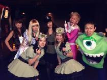 [大阪] 10月25日(土) 南堀江 オープンカフェバーでハロウィンGaitomo国際交流パーティー