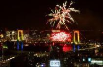 [台場] 12月27日(土) 台場 東京湾を一望できる高層タワー最上階で花火も見れるGaitomo国際交流パーティー