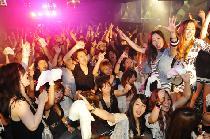 """[六本木 FLOWER] ★[8/11]""""日本最大規模のイベント「LOVE BEAT」女性予約超殺到中!!""""六本木最大、最高級 FLOWERにて開催★"""