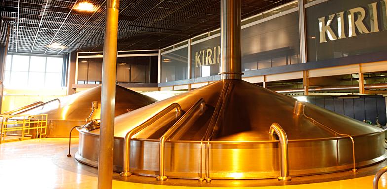 [横浜] 7月17日(7/17)  毎回大好評の横浜ビール工場見学コン!できたてビールを3杯まで試飲可