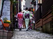 [神楽坂] 7月14日大人の街で食べ歩き!神楽坂縁結びウォーキングコン!