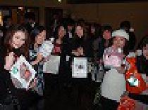 [銀座] ■ 2012' *☆ クリスマスパーティー ☆* in銀座 ■  社会人サークルFEAD