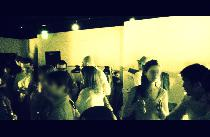[銀座駅B5出口1分] 【250人以上の国際パーティー!】銀座1分☆飲み放題+スナック ☆洗練された内装と夜景の綺麗な11階♪
