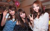 12月15日(日)19:00-23:00 4時間特大SPECIAL XMASパーティー☆160名!!! 麻布十番ラウンジ