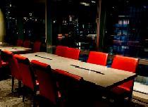 [銀座・有楽町] ◆東京スタイリッシュパーティー主催企業:200名コラボ◆銀座の180度パノラマダイニングレストランで異業種交流P...