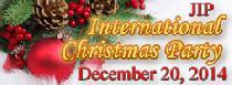 [港区六本木] 12/20 JIPインターナショナルクリスマスパーティー@六本木!!