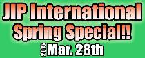 [港区六本木] 3/28 JIPインターナショナルパーティー(スプリングスペシャル)@六本木!!