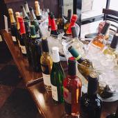 【独身限定】土曜の夜の大阪ワイン会/シャンパーニュを楽しむ