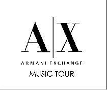 [心斎橋] in大阪ARMANI EXCHANGE support +Honeey'S Collection+