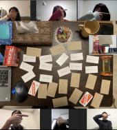オンライン心理学カードゲームカフェ会☆6/1(月)19:00〜21:00