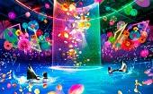 [品川] 20~45才 ナイト水族館&ハロウィン♪ ~1人参加~【品川】