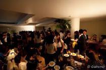 [銀座] 9/17(月祝)銀座バリエーション豊富な癒し空間異業種交流パーティー/200名パーティー