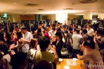 [青山] 12/23(日)青山 寿司&イタリアンビュッフェの豪華レセプションパーティー/1,000名パーティー