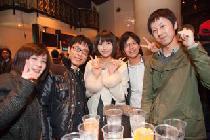 [新宿] 3/28(金) 新宿 20代限定☆黒を基調とした小洒落た空間で交流パーティー/ 80名パーティー
