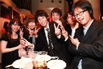 [新宿] 4/2(水) 新宿 20代限定☆黒を基調とした小洒落た空間で交流パーティー/ 80名パーティー