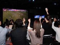 [赤坂見附] 5/27(火) 赤坂見附 上質LoungeでSAMURAI BLUE観戦交流パーティー /80名パーティー