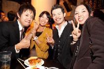 [新橋] 1/28(水)新橋 駅近の好立地RestaurantでNo残業Day交流パーティー/80名パーティー