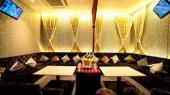 [] 渋谷の話題の高級ラウンジVIPROOMでの開催!ウェルカムシャンパンもご用意!  洒落な多数カクテルや生ビールなど酒類やソ...
