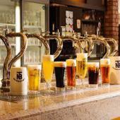 女性満員❤️特別バレンタイン割引❤️ビヤホールでのアフターヌーンビア会!ビールのプロが注ぐ生ビール黒生ビールはもちろん、...