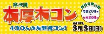 [本厚木駅] 【街コンジャパン認定街コン】 第3回 本厚木コン