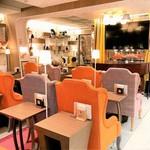 [銀座] 4/4友達づくりのカフェ会☆ホントは内緒にしておきたい銀座女子に人気穴場カフェで開催!