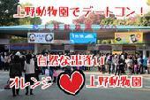 [上野] 【特別企画】上野動物公園デートコン!